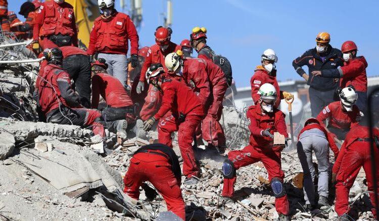 Izmir 2020 Earthquake Relief Fund