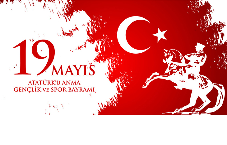 May 19: Youth & Sports Day