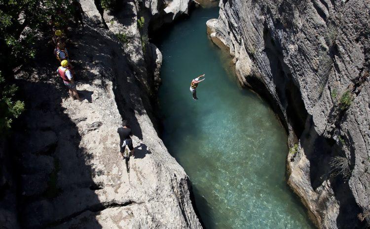 jumping-canyon-antalya-koprulu-canyon